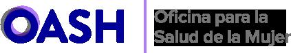 Logotipo de la Oficina para la Salud de la Mujerwomenshealth.gov